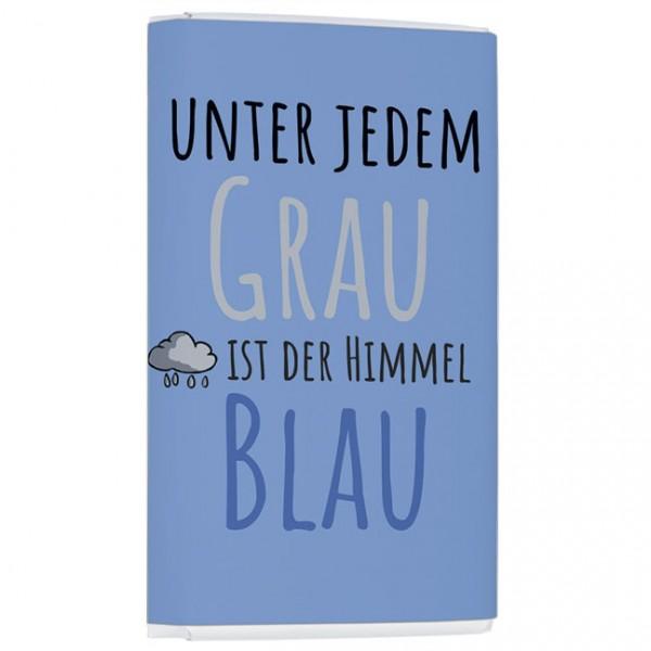 """Schokolade """"Unter jedem Grau"""""""