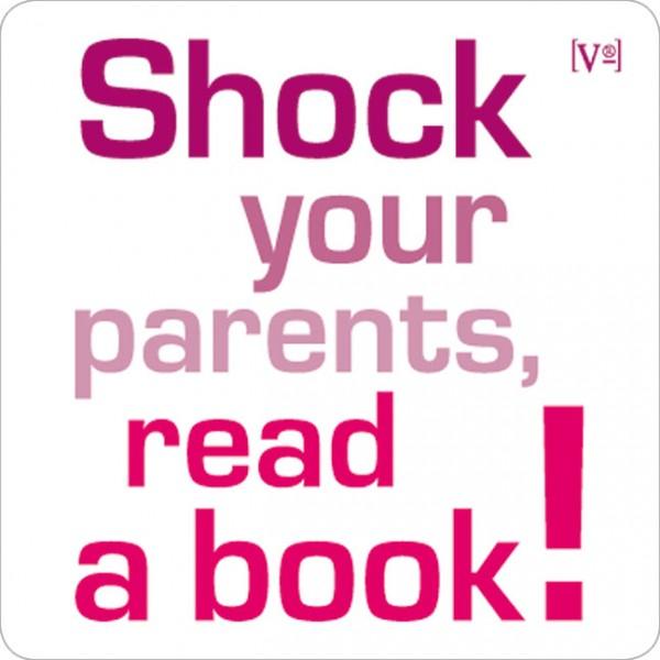 Handy-Putzis Large 'Shock your parents'