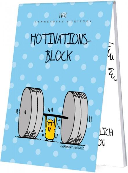 Spieleblöckchen 'Motivation' von Alexander Holzach