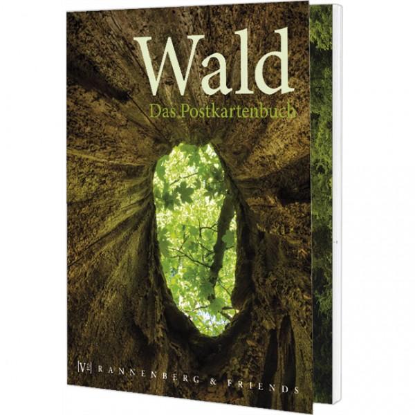 Postkartenbuch 'Wald'