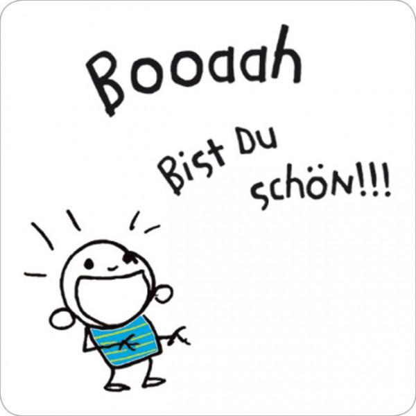 Handy-Putzis Large 'Booaah bist du schön'