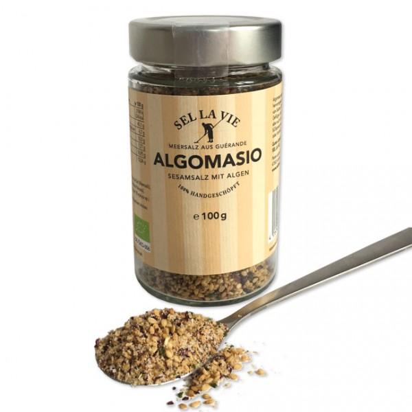 Algomasio – Sesamsalz mit Algen 100g