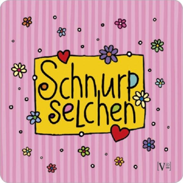 Handy-Putzi 'Schnurpselchen'