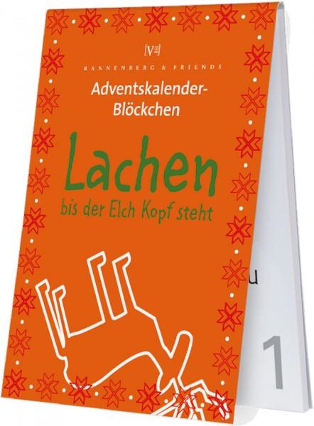 Adventskalenderblöckchen 'Weihnachtswitze' RSBW 022