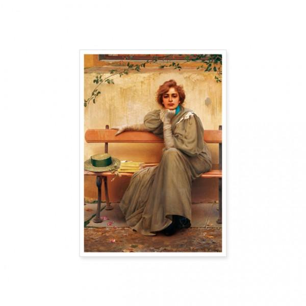 """Postkarte """"Sogni/ Träume"""""""