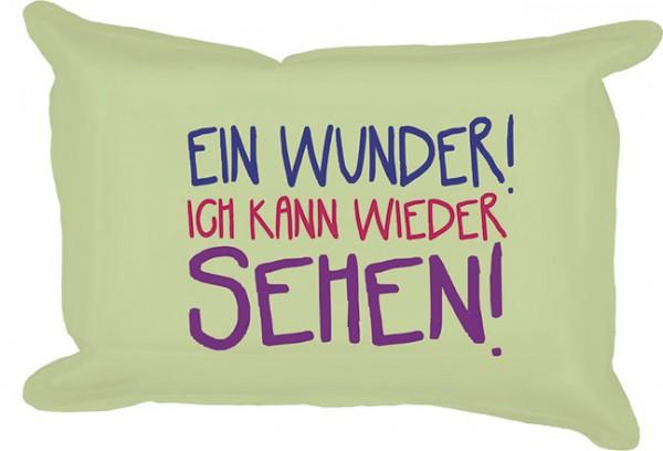 """Wisch """"Ein Wunder"""""""