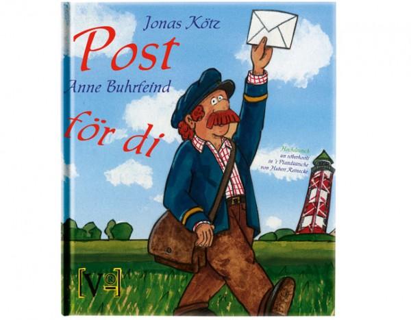 """Jonas Kötz: """"Post für di"""""""