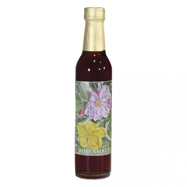 Rosen-Sirup 'Rosen aus dem Nassau Florilegium'