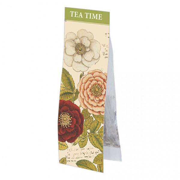 Tea Time 'Rosen aus Conrad Gesner Historia Plantarum'