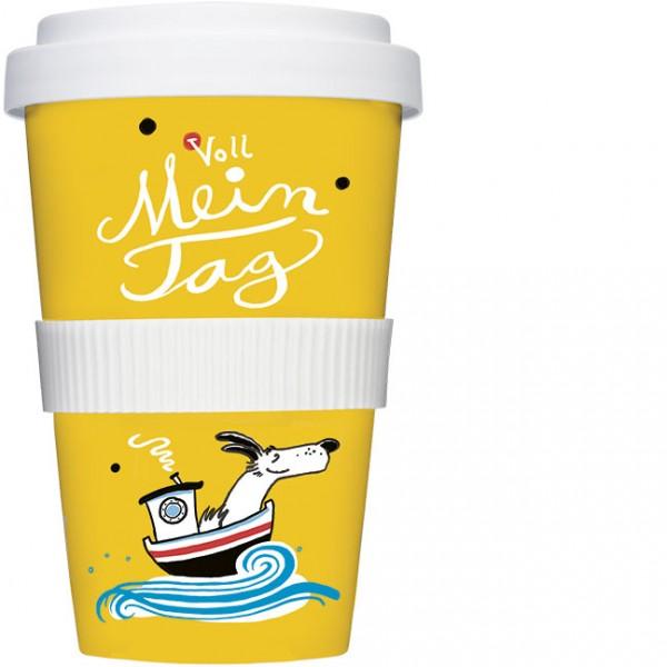 Coffee to go 'Voll Mein Tag' von Judith Ganter