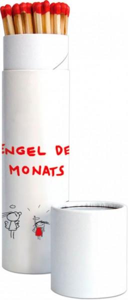 Zündholz-Dosen 'Engel des Monats'