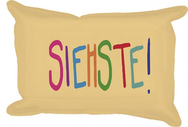 """Wisch """"Siehste"""""""