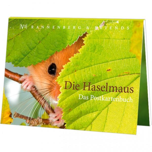 """Postkartenbuch """"Haselmaus"""""""