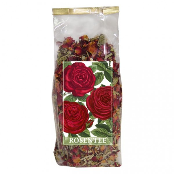 "Rosen-Tee ""Rote Rosen"""