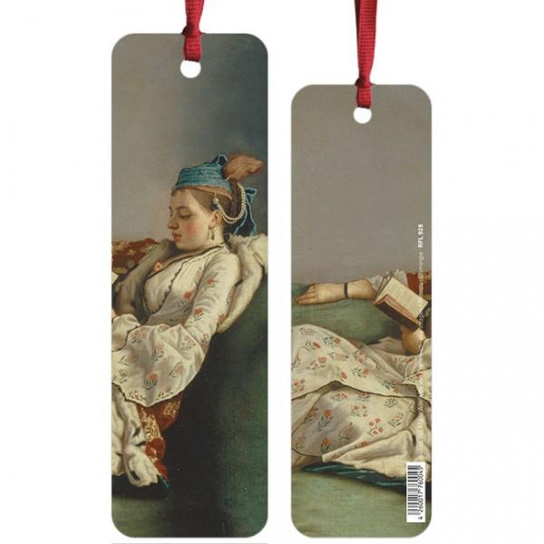 """Lesezeichen """"Bildnis der Marie Adelaide von Frankreich"""""""