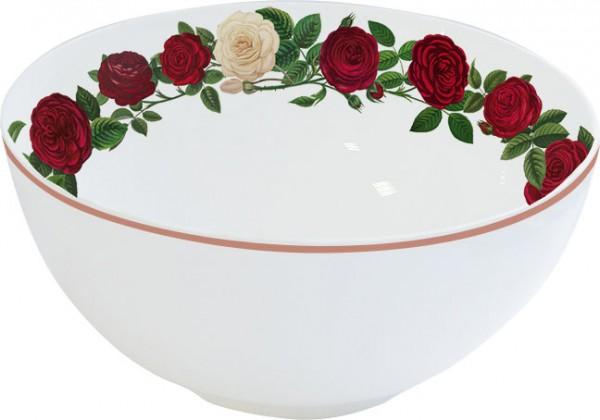 """Müeslischale """"Rote Rosen"""""""