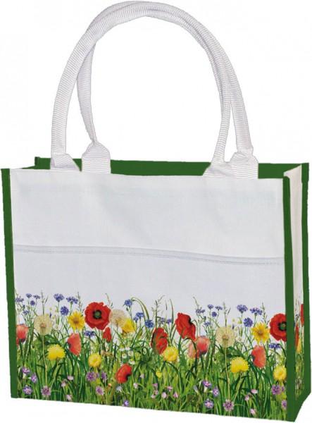 Einkaufstasche 'Mohnwiese'