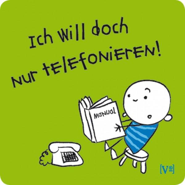 Handy-Putzis 'Ich will doch nur telefonieren'