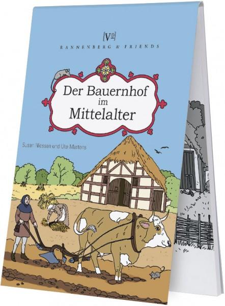 """Blöckchen """"Der Bauernhof im Mittelalter"""""""
