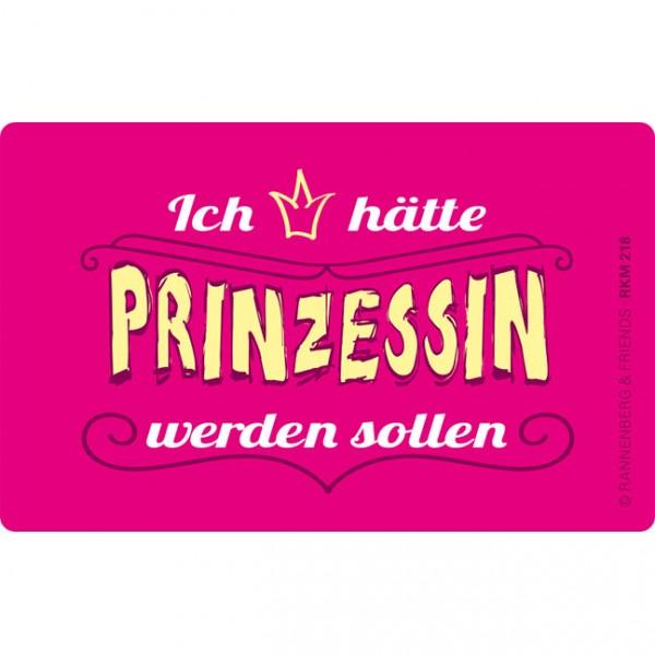 Magnete 'Prinzessin wäre schön'