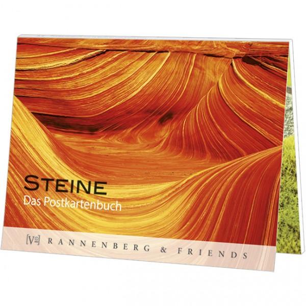 Postkartenbuch 'Steine'