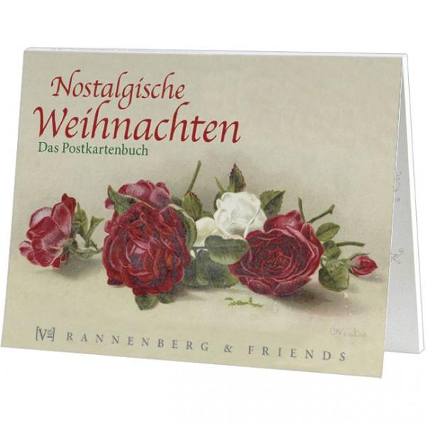 Postkartenbuch Weihnachten 'Nostalgische Weihnachten'