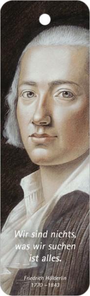 """Lesezeichen """"Friedrich Hölderlin"""""""
