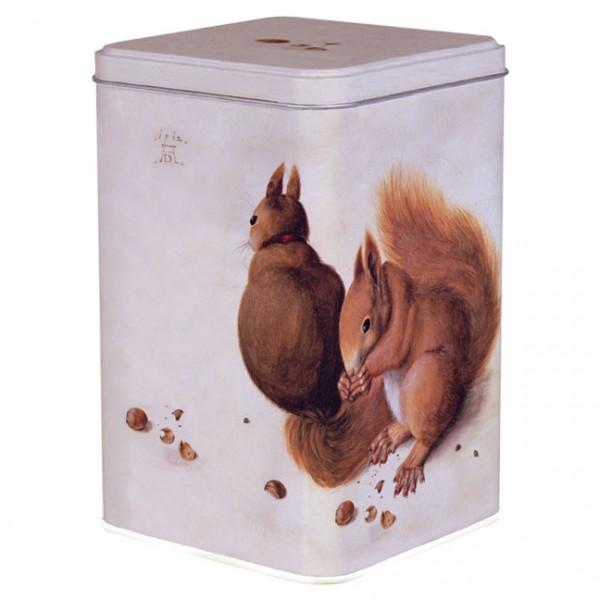 Blechdose 'Eichhörnchen' von Albrecht Dürer