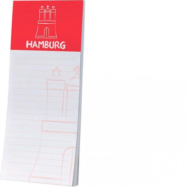 """Kühlschrankblöckchen """"Hamburg"""""""