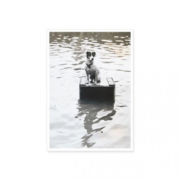 """Postkarte """"Kleine Weltreise"""""""