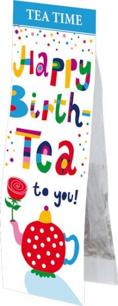 """Tea Time """"Happy Birthtea"""""""