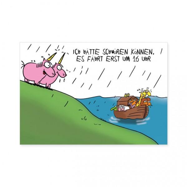 "Postkarten Large ""Arche Noah"""