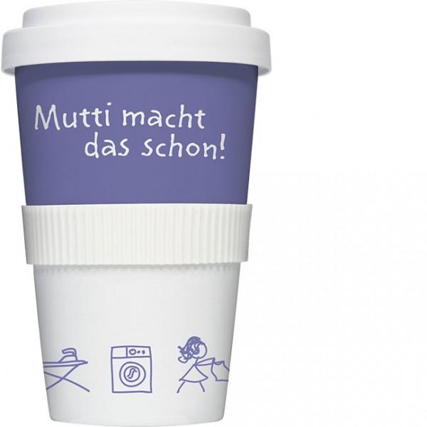 """Coffee to go """"Mutti macht das schon"""""""