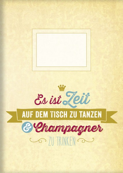 Kladden A6 'Champagner'