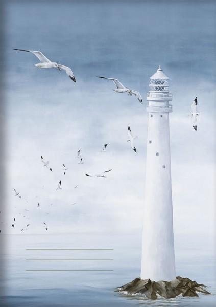 """gr. Kladden A5 """"Leuchtturm"""""""