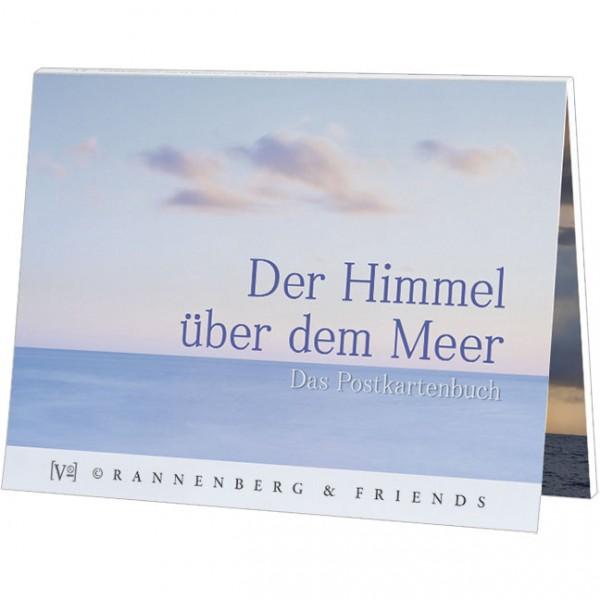 Postkartenbuch 'Himmel über dem Meer'