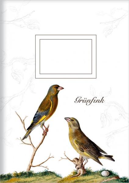 Kladden A5 'Grünfink'