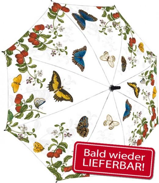 """Regenschirm """"Maria Sibylla Merian - Schmetterlinge"""""""