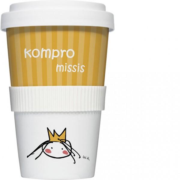 "Coffee to go ""Optimissis"""