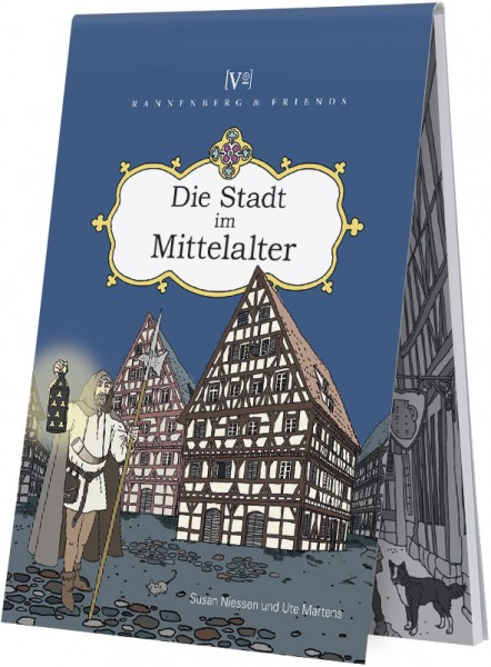 """Böckchen """" Die Stadt im Mittelalter """""""