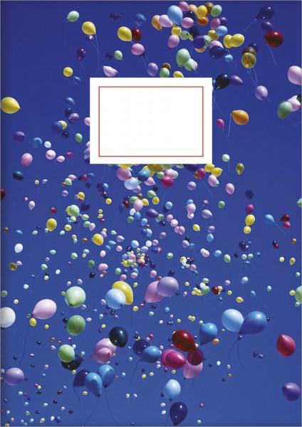 """Kladden A4 """"Luftballons"""""""