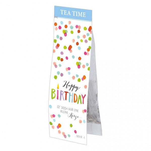 Tea Time 'Happy Birthday'