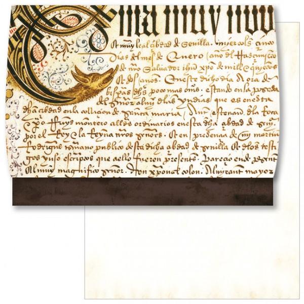 Schreib-Set 'Spanische Kalligrafie'