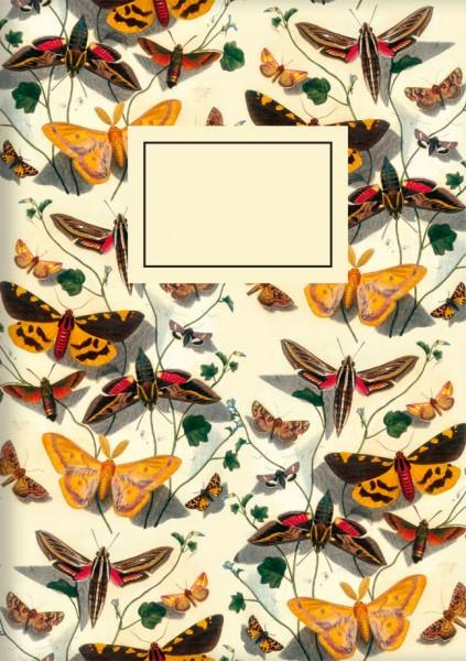 Kladden A5 'Schmetterlinge'