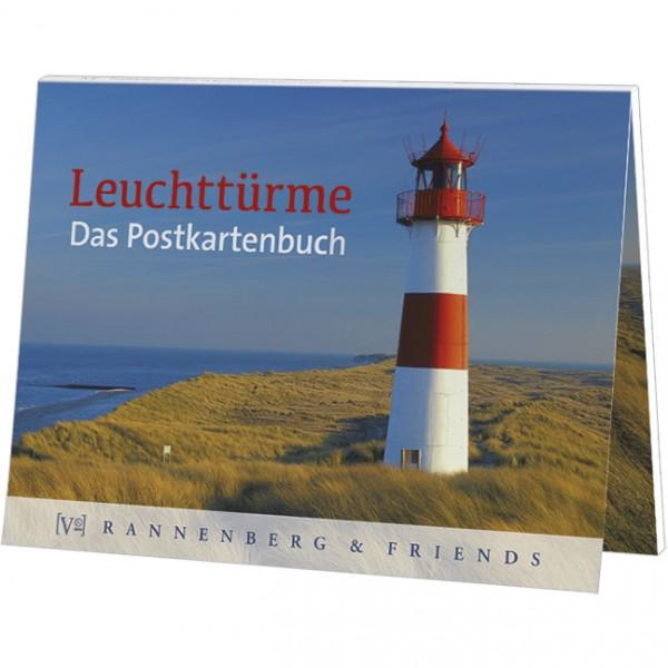 Postkartenbuch 'Leuchttürme'