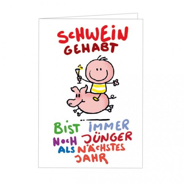 """Doppelkarte """" Jünger """""""