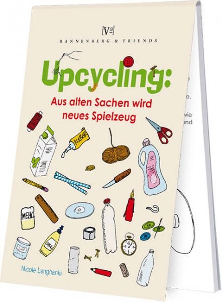 Upcycling: Aus alten Sachen wird neues Spielzeug