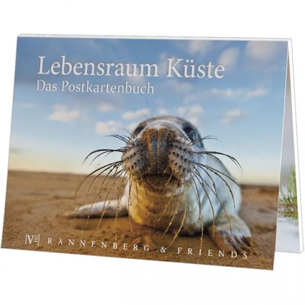 Postkartenbuch 'Lebensraum Küste'