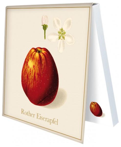 Klebezettel 'Apfel aus der Deutschen Pomologie'
