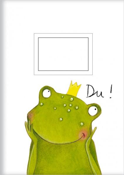 Kladden A5 'Frosch, der Herzensbrecher'